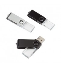 Metal - Kristal USB Bellek (16-32 GB)